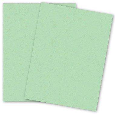 Popular Green Spearmint 8 5X11 Lightweight