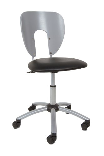 Home Office Vision Chair Silver