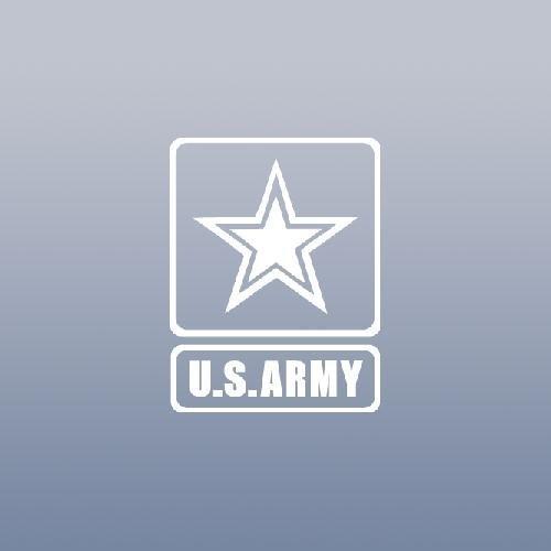 【美品】 US Army B014AIZ5ZC Militaryビニールラップトップウィンドウステッカーデカール車ホーム装飾壁アートBike Die Macbook Die Army Cut車ヘルメット装飾ノートブック壁ホワイトアート装飾自動 B014AIZ5ZC, 北諸県郡:3ff798a7 --- a0267596.xsph.ru