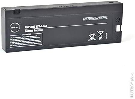 s NX Unit/é Batterie plomb AGM S 12V-2.3Ah 12V 2.3Ah TU