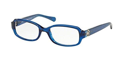Michael Kors TABITHA V MK8016 Eyeglass Frames 3105-52 - Navy/blue - Michael Kors Eyewear