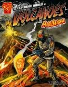 Read Online The Explosive World of Volcanoes with Max Axiom, Super Scientist (Graphic Science) ebook