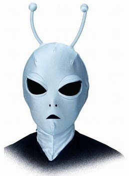 Alien Mask - One Size Fits All for Adults