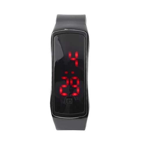 Liobaba Sport LED Bracelet Watch Men Women Unisex Students Silicone Strap Bracelet Watch Best Birthday Gift by Liobaba (Image #2)