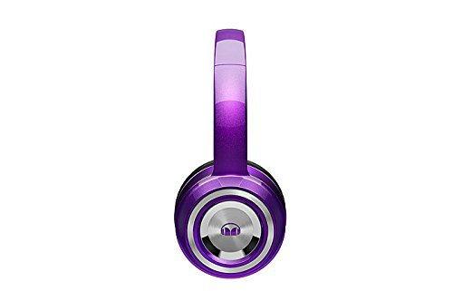 Monster NTune On-Ear Headphones - Candy Purple