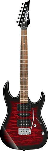 Ibanez Grx70Qa-Trb – Guitarra Eléctrica, Rojo