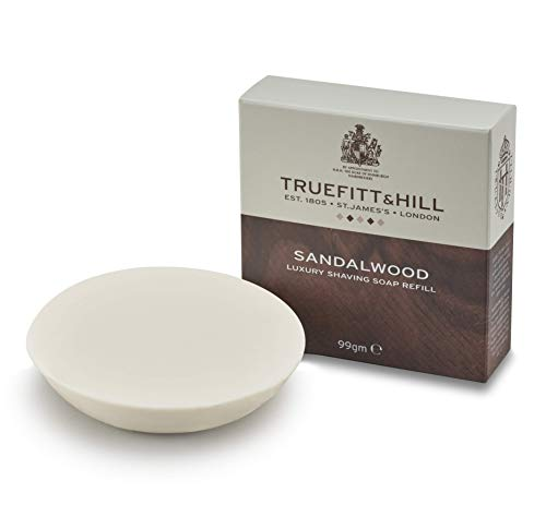 Truefitt & Hill Shaving Soap Refill- Sandalwood (3.5 ()