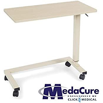Amazon Com Medical Height Adjustable Overbed Table