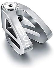 ZOVII (ZV6) Disc Lock (Brushed Silver)