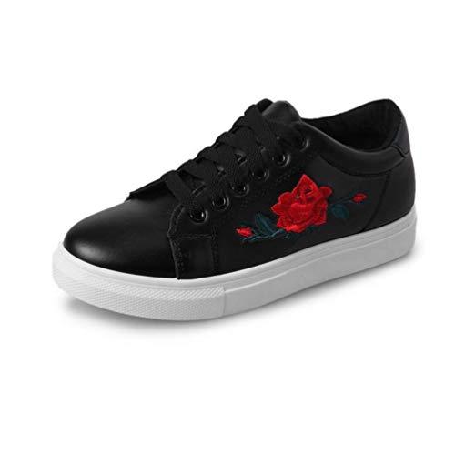 Zapatos Zapatos de Mujeres de tac Las Bordados nnPaxzT4