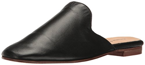 Chinese Laundry Women's Jump to It Mule, Black Leather,  8.5 M -