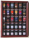 30 Zippo Lighter Display Case Cabinet Holder Wall