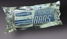 Mainstay Emergency Food Rations - 1200 Calorie Bars (Pack of 30)