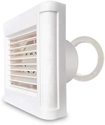 JJDNZ 排気ファン小、平方フィートルームに適して改良されたエアフロー空気循環のための浴室換気ファン