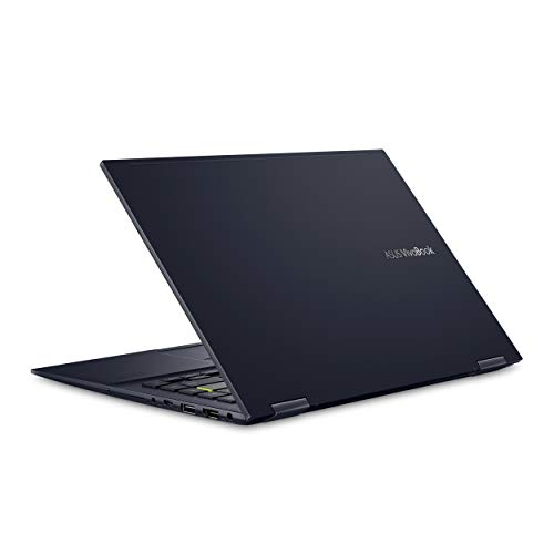 """ASUS VivoBook Flip 14 Gaming and Entertainment Laptop-2-in-1 (AMD Ryzen 7 4700U 8-Core, 36GB RAM, 8TB PCIe SSD, AMD Radeon Graphics, 14.0"""" Touch Full HD (1920x1080), Active Pen, Win 10 Pro) with Hub"""