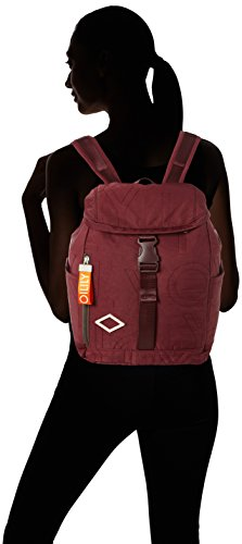 Oilily Mochilas Mujer Rojo burgundy Spell Mvf Backpack rqrpU