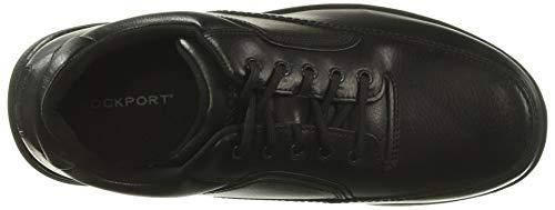 Eureka Rockport Derbys Chocolate Men Nubuck Black 4S18Tq