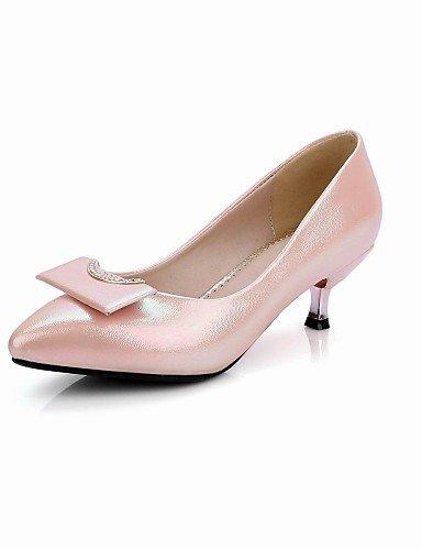 Puntiagudos us7 Noche A Zq Tacones Mujer Zapatos 5 Bajo Fiesta Uk5 Pink 5 Exterior La Tacón De Oficina Uk5 Cn38 Botas Trabajo Moda Gyht Y Eu38 0qAC0wp