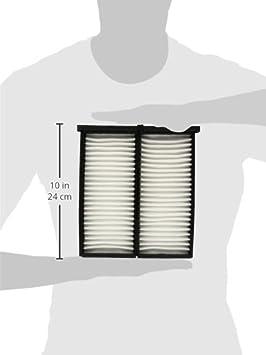 Bosch 1987432120 filtro de aire para habit/áculo