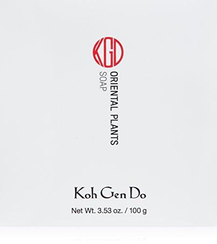 Koh Gen Do Oriental Plants Soap, Wild Rose, 100 g.