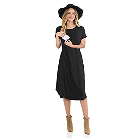 Smallshow/Maternity/Clothing/Tops/Side/Ruched/Pregnancy/Clothes/for/Women/3-Pack