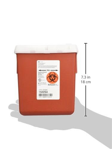 Kendall Sharps Container, Large