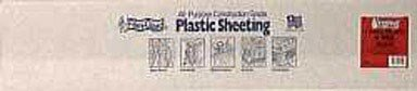 Covalence Plastics 6ML BLK 10X100 10-by-100-Feet 6-Millimeter Tyco Polyethylene Plastic Sheeting, Black 6 Mil Polyethylene Film