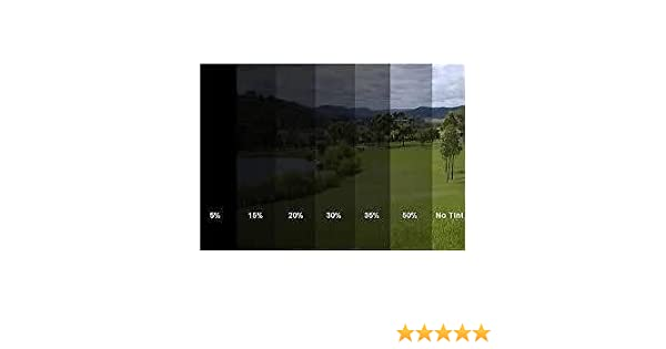 Window Tint Film 3ft x 5ft tinting shade 20/% VLT 2 PLY Roll VVIVID8 VViViD Vinyls 15 sq ft