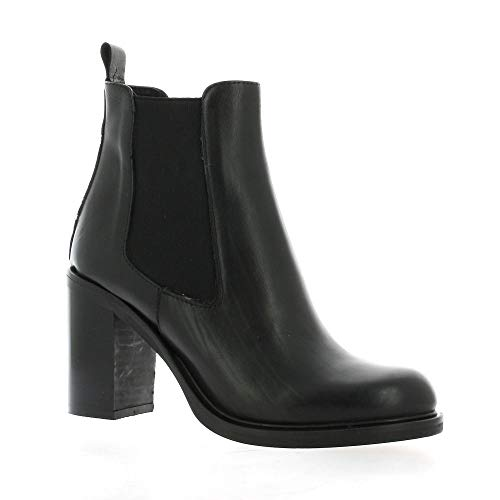 Boots nera Pao pelle Pao in Boots Exqw8T6W