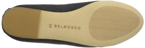 Antracite Grigio Scarpe Grau chiuse 521304 Belmondo Donna v7qYUB7