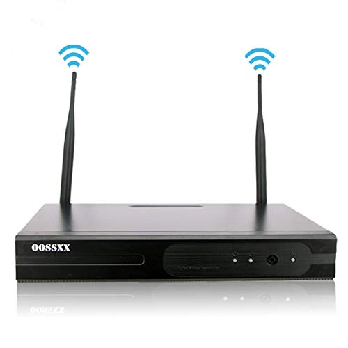 OOSSXX 1080P NVR,2MP Network Video Recorder