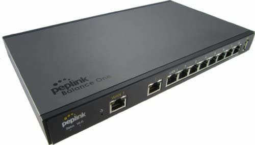 Peplink Balance One Router Drivers Windows