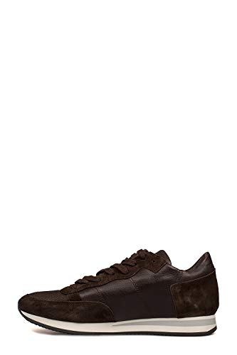 Baskets Cuir TRLU5007 Homme Marron Model Philippe pIwqvXxn