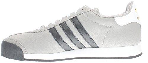 adidas Samoa para hombre zapatos de gris/color gris/blanco b49765