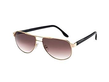 Mercedes-Benz Mujer Gafas de sol Oro/Negro: Amazon.es: Coche ...