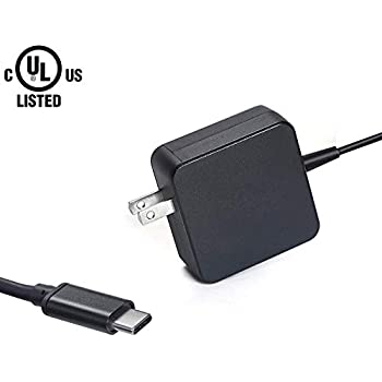 Amazon com: UL Listed 90W Square Tip AC Charger Fit for