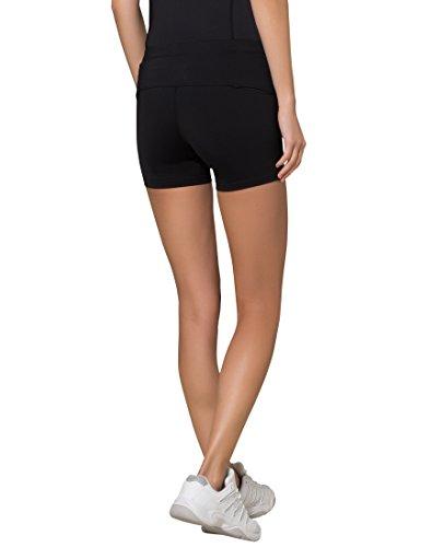 Tennis Shorts Chennai Ultra fminine Sport, Noir, XL, 12009