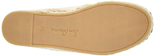Metallic Gold Blush M Edelman Gold Espadrilles 10 Carrin Leather Women's Blush US Sam w6BqxPTO