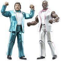 World Wrestling Entertainment WWE CLASSIC SUPERSTARS 2 PACK - MILLION-DOLLAR ... (Ted Figure Wwe Dibiase)