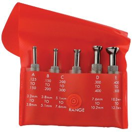 STARRETT 53081 HALF & FULL BALL SMALL HO - Starrett Small Hole Gage Shopping Results