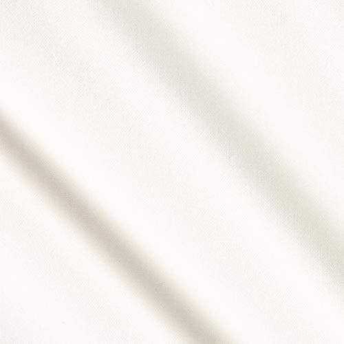 Price comparison product image Robert Kaufman Kaufman Kona Cotton 57in Fabric by the Yard, Pfd Bleach White