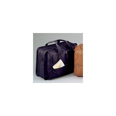 (Winn International Cowhide Leather Briefcase)