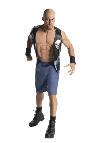 WWE A (Stone Cold Steve Austin Fancy Dress Costume)