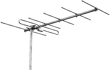 Antena VHF premontada Banda III, EMME ESSE System: Amazon.es ...