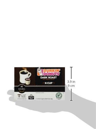 Dunkin Donuts K-cups Dark Roast - 192 K-cups by Dunkin' Donuts (Image #2)