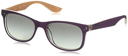 Ray-Ban Junior 0RJ9052S-703311 TOP MATTE VIOLET ON ORANGE -47mm - Purple Ray Ban Clubmaster