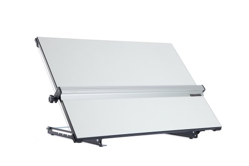 A2 Super Desktop with carrying handle (A2 Desktop Drawing Board With Parallel Motion)