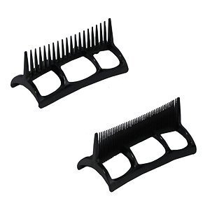 Gold N Hot 2pc Recompense comb Attachment for GH3202 & GH2275