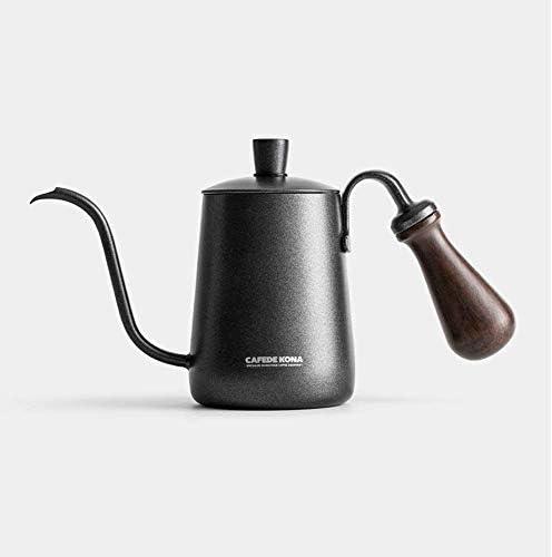 Teflon largo boca cafetera elaboración de la cerveza 360-600ml ...