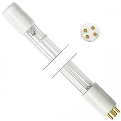 """Industrial Lighting Solutions Pura Pentek 36002018, 20-463 UV102, 210-200 20463, 163512 17.5"""" UV, UV-C Bulb"""
